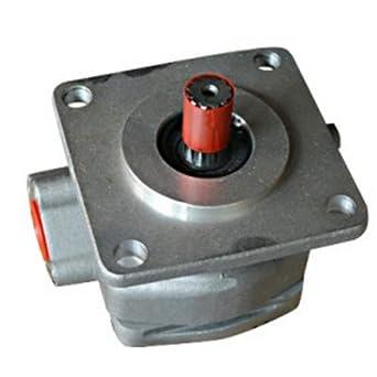 Short Gear Pump for Komatsu PC40 PC30 Excavator: Amazon com