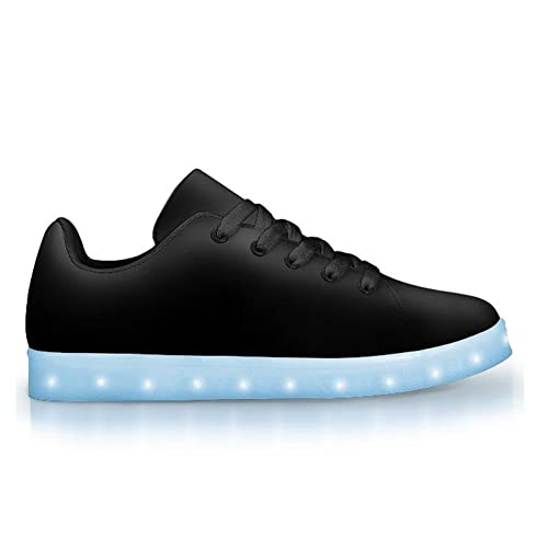 58c34bf6ece6 Electric Styles - LED Light Up Low Top Sneakers