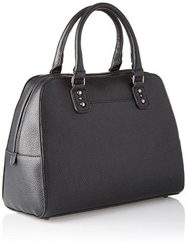Silvian Heach - Benidorm, Bolsos maletín Mujer, Nero, 34x24x16 cm (W x H L)