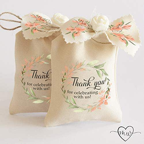 Amazon.com: Gift Bags For Wedding Guests