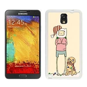 Diy Design Christmas Memory White Samsung Galaxy Note 3 Case 1