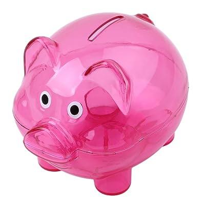 LoveAloe Creative Colorful Piggy Bank Children'S Cute Piggy Bank For Children'S Birthday Gift Piggy Bank: Beauty
