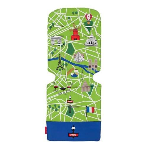 Sitzauflage Paris City Map Maclaren AM1Y031922