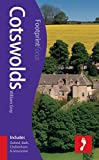 Front cover for the book Cotswolds (Footprint Focus) by William Gray