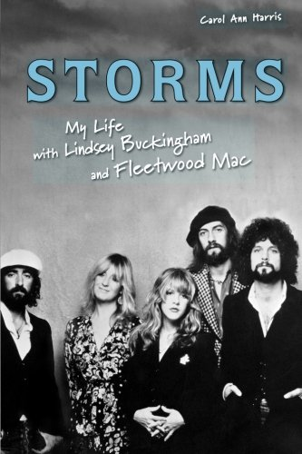 Read Online Storms: My Life with Lindsey Buckingham and Fleetwood Mac pdf epub