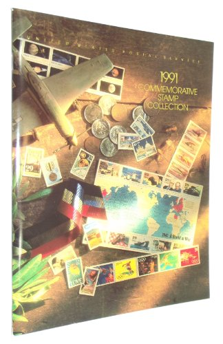 1991 COMMEMORATIVE STAMP COLLECTION (Commemorative Stamp Collection)