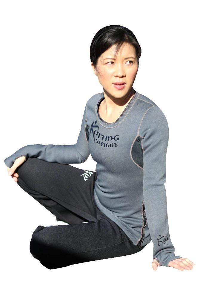 Kutting Weight (Cutting Weight) Neoprene Weight Loss Sauna Pant (Women's XS)