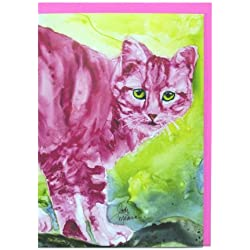 Rainbow Card Company Caustic Cats Greeting Card - Babbett