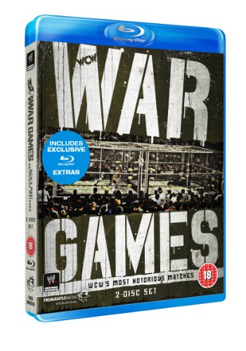 Wwe-The Best of War Games [Blu-ray]