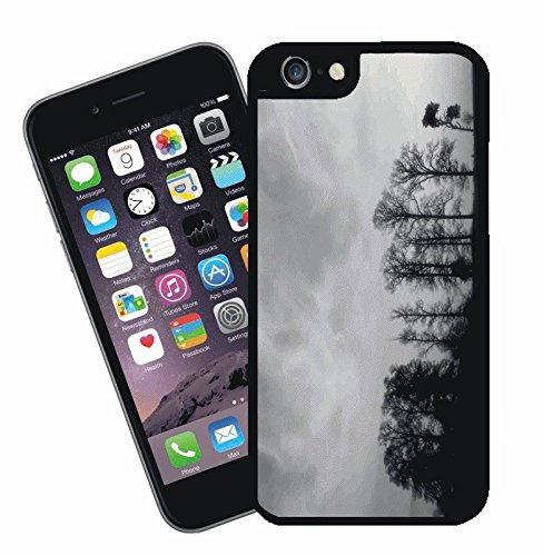 Trees in Fog - This cover will fit Apple model iPhone 7 (not 7 plus) - By Eclipse Gift Ideas
