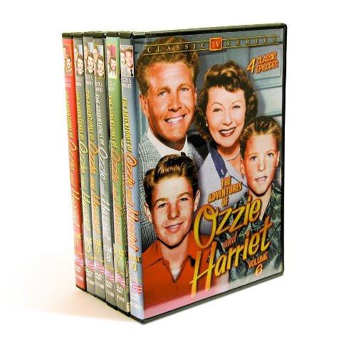 Adventures of Ozzie & Harriet: Volumes 6-11