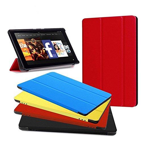Wuudi- Funda Protectora para Tablet, HD 8 Kindle Fire Protection ...