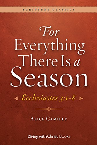 ecclesiastes 3 1-8