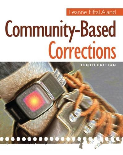 Community Based Corrections