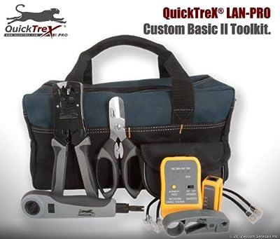 LAN-PRO Custom Basic II Electro-Tech Toolkit