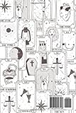 Tarot Journal: Tarot Diary for Daily Card and Three
