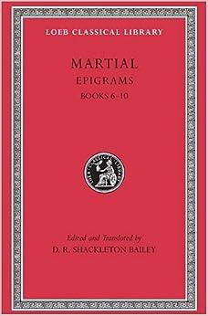 Book Epigrams: v. 2 (Loeb Classical Library)