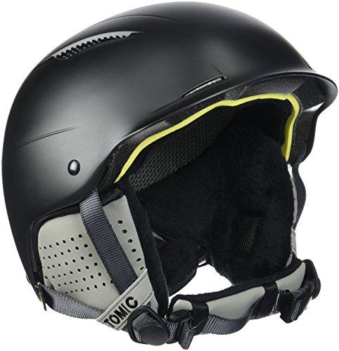 Atomic Savor LF Snow Ski Helmet Black Small (Atomic Ski Helmets)