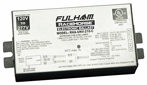 Fulham Lighting Fulham Racehorse CFL Ballast, - Racehorse Ballast Fulham