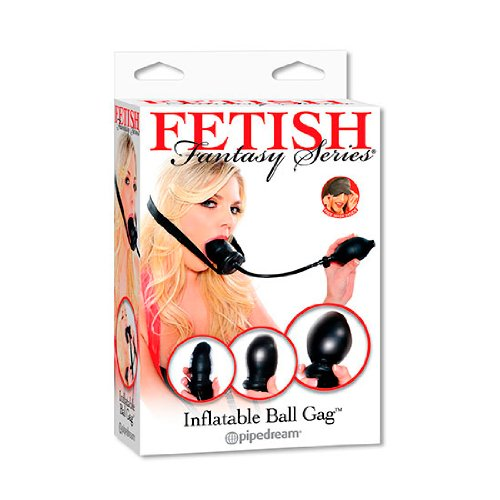 FETISH FANTASY MORDAZA HINCHABLE: Amazon.es: Hogar