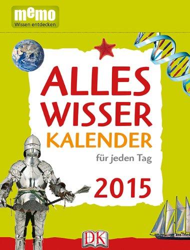 Alleswisser Kalender für jeden Tag - 2015