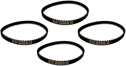 NEW Kenmore Vacuum Geared Belt Cogged 20-5285 HD Panasonic 2