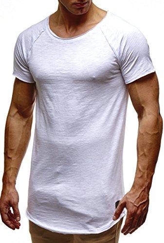 Homme Leif T Weiß Nelson shirt wqBxnzBUY