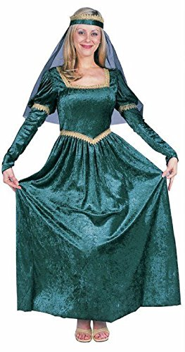 OvedcRay Renaissance Princess Lady Woman Costume Medieval Faire Juliet Adult Costumes -