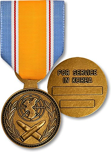 Republic Of Korea War Service Medal