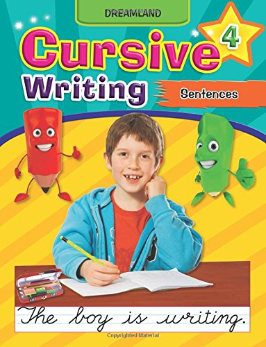 Cursive Writing Book (Sentences) - Part 4