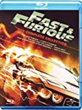 Fast & Furious: The Complete Collection (The Fast and the Furious / 2 Fast 2 Furious / The Fast and the Furious: Tokyo Drift / Fast & Furious / Fast Five) (Import) [Blu-ray]