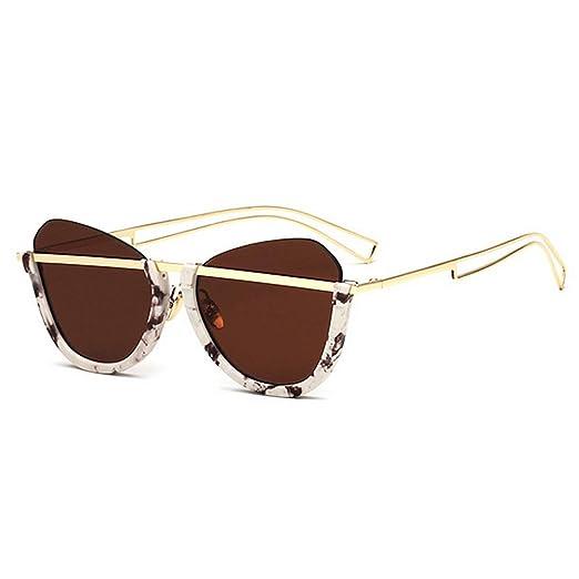 ChenYongPing Gafas de Sol para Mujer Gafas de Sol ...