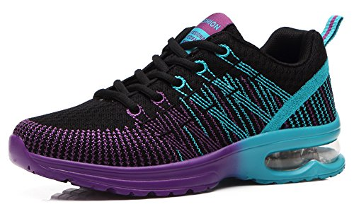 Women's Air-Cushioned Running Shoes Casual Fashion Sports Sneakers - 2