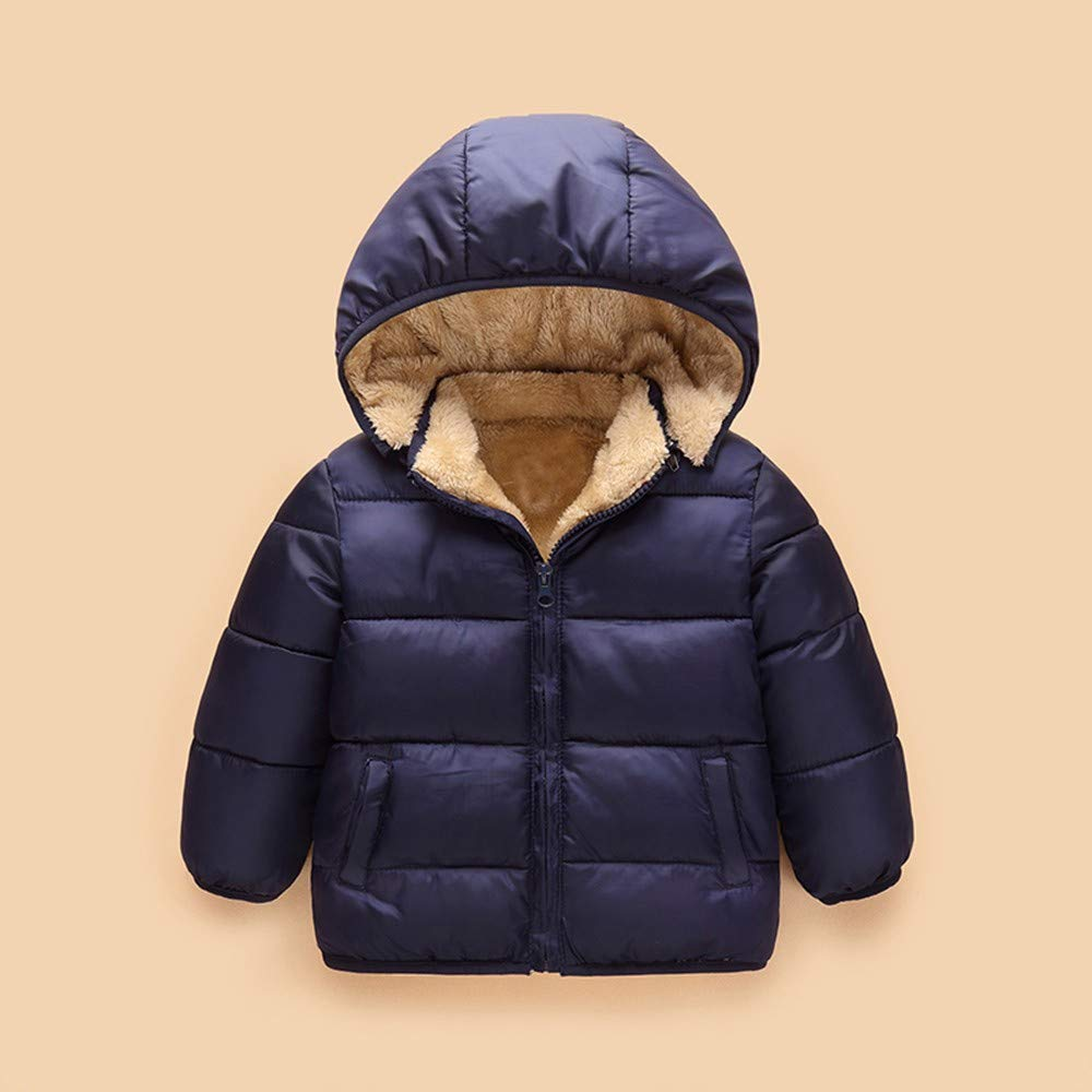 Jackets & Coats Strong-Willed Baby Girls Jacket 2018 Autumn Winter Jacket For Girls Coat Kids Warm Outerwear Coat For Girls Infant Jacket Children Clothes Jade White