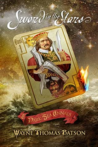book cover of The Sword in the Stars