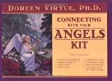 By Doreen Virtue Connecting with Your Angels Kit [Hardcover]