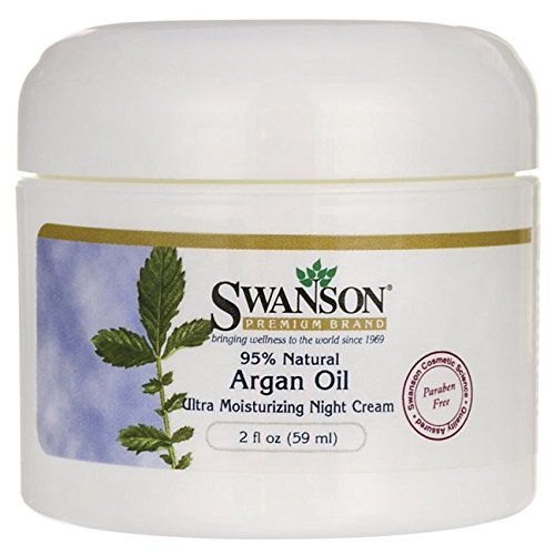 Swanson Argan Ultra Moisturizing Night