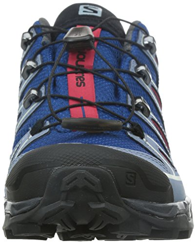 Pink Low 2 Hiking Blue Ultra Lotus Gentiane Stone Rise Women's GTX Multicolor X Shoes Salomon RpXF6q