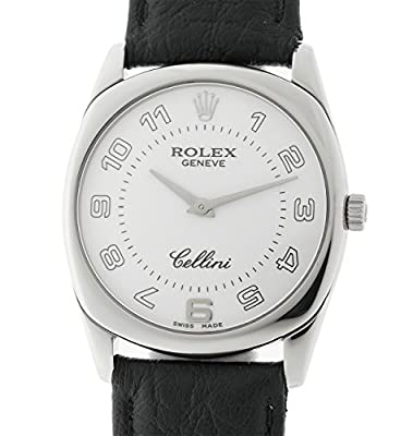 Rolex Cellini Mechanical-Hand-Wind Male Watch 4233 (Certified Pre-Owned) by Rolex