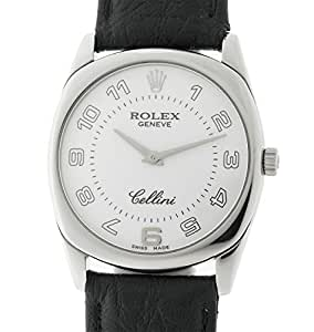 Rolex Cellini Mechanical-Hand-Wind Male Watch 4233 (Certified Pre-Owned)