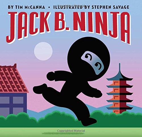 Jack B. Ninja: Amazon.es: Tim McCanna, Stephen Savage ...
