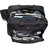 Travelon Checkpoint Friendly Wheeled Computer Brief – Black, Bags Central