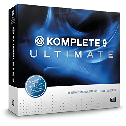 komplete 9 ultimate crack