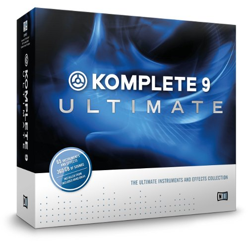 Komplete 4 Virtual Instrument - Native Instruments Komplete 9 Ultimate