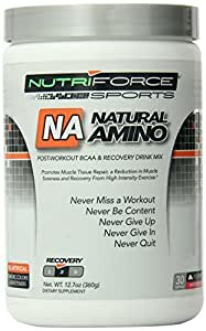 Nutriforce Natural Amino Supplement, Watermelon, 12.7 Ounce by Nutriforce