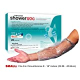 PICC Line Cover, for showering - 25 Pack - Small -Elbow/Knee - Water guard, Protector - Disposable