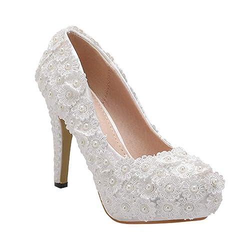 473b4ba8458e1 Gtagain Court Shoes Womens - Ladies Hidden High Platform Heel Dress ...
