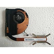 Nbparts New For Lenovo ThinkPad Twist S230U Fan CPU Cooling Heatsink 04W6939 AT0RP001DV0