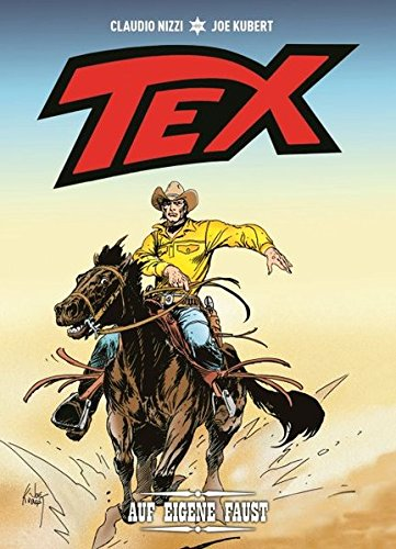 Tex: Bd. 2: Auf eigene Faust Gebundenes Buch – 21. März 2016 Joe Kubert Claudio Nizzi Panini 3957985951