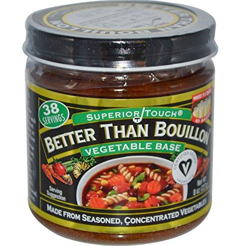 Better Than Bouillon Vegetable Base (2 jars)